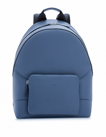 Lancel Graphic zaino in blu