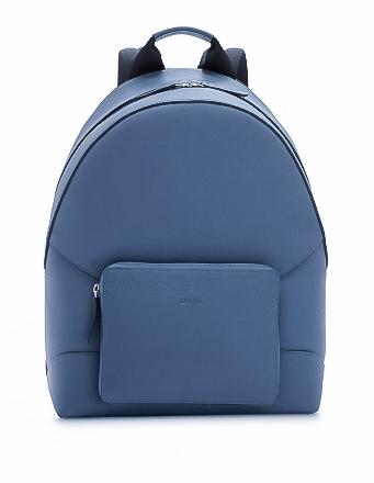 Lancel Graphic zaino in blu
